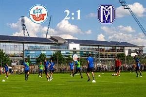 Hansa Rostock besiegt Meppen mit 2:1 (Foto: Archiv)