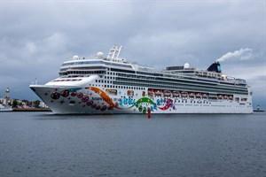 Kreuzfahrttourismus in Rostock - hohe Kundenzufriedenheit und beträchtliche Wertschöpfung (Foto: Archiv)
