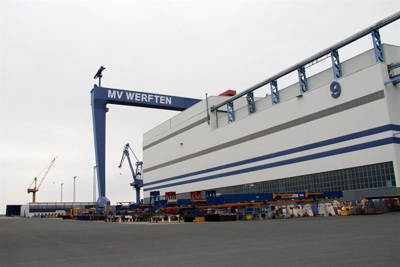 MV Werften in Warnemünde lädt zum Tag der offenen Tür