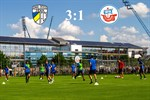 Hansa Rostock unterliegt Carl Zeiss Jena mit 1:3