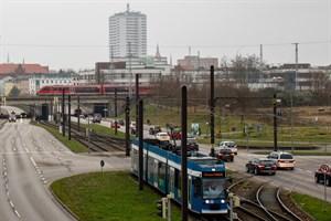 Ab 2021 soll die Goetheplatzbrücke in Rostock erneuert werden