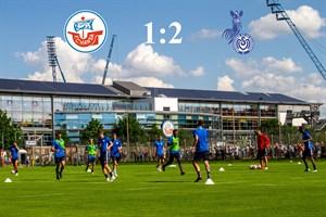 Hansa Rostock unterliegt Duisburg mit 1:2 (Foto: Archiv)