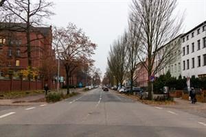 Die grundhafte Erneuerung der Ulmenstraße geht in den 2. Bauabschnitt - es kommt zur teilweisen Vollsperrung