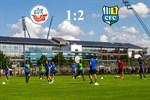 Hansa Rostock unterliegt Chemnitz mit 1:2