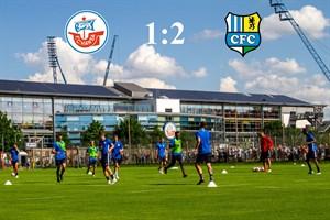 Hansa Rostock unterliegt Chemnitz mit 1:2 (Foto: Archiv)