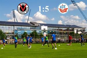Hansa Rostock besiegt Viktoria Köln mit 5:1 (Foto: Archiv)