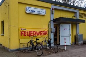 """Stadt bedauert Feuerwerksverkauf im SBZ """"Pumpe"""" in der Südstadt"""