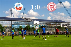 Hansa Rostock besiegt Halle mit 1:0 (Foto: Archiv)