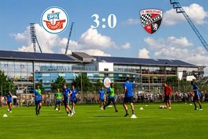 Hansa Rostock besiegt Ingolstadt mit 3:0 (Foto: Archiv)