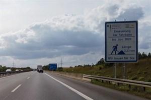 Im letzten Jahr wurde die A20 zwischen Bad Doberan und Rostock-Südstadt in Richtung Lübeck saniert, jetzt ist die Gegenrichtung dran (Foto: Archiv)