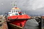 Zweites Leben fürs Feuerlöschboot FLB 40-3