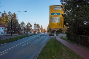 Sanierung der Satower Straße führt zu Vollsperrung