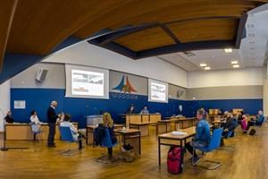 Der Buga-Ausschuss berät Planungen für die Bundesgartenschau 2025 in Rostock