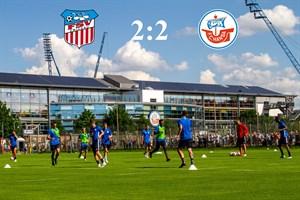 Hansa Rostock und Zwickau trennen sich 2:2 (Foto: Archiv)