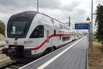 Intercity Dresden - Berlin – Warnemünde gestartet