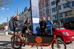 Carsharing und Lastenrad - Mobilpunkte in der KTV eröffnet