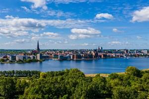 Verkehrsunfallstatistik 2019 für Rostock