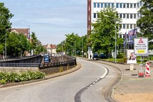 Rosa-Luxemburg-Straße wird zur Baustelle