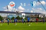 Hansa Rostock gewinnt gegen Magdeburg mit 3:1