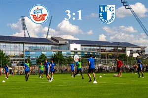 Hansa Rostock gewinnt gegen Magdeburg mit 3:1 (Foto: Archiv)