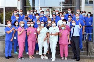 Südstadt-Klinikum 2019 8,56 Millionen Euro im Plus (Foto: Joachim Kloock)