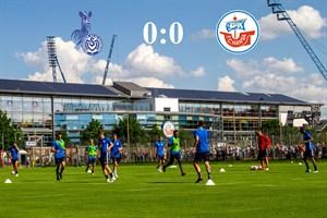 Hansa Rostock und Duisburg trennen sich torlos (Foto: Archiv)