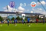 Hansa Rostock besiegt Meppen mit 3:0