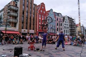 Stadt unterstützt Straßenkunst durch vereinfachte und kostenfreie Verfahren (Foto: Archiv)