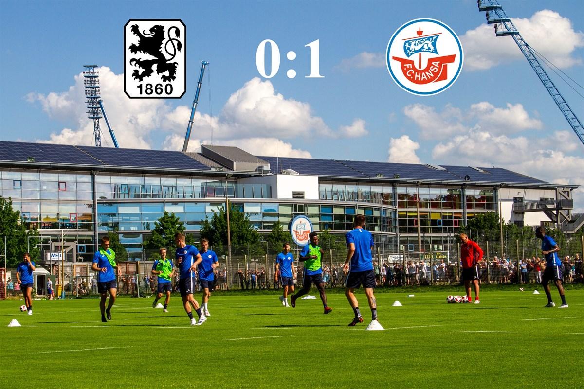 Hansa Rostock Gegen 1860 MГјnchen
