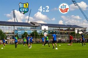 Hansa Rostock unterliegt Chemnitz mit 2:4 (Foto: Archiv)