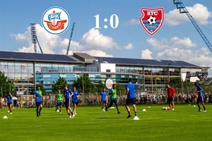 Hansa Rostock besiegt Uerdingen mit 1:0 (Foto: Archiv)