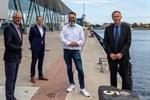 Kreuzfahrtterminal in Warnemünde eingeweiht