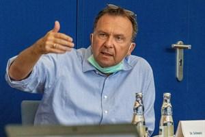 Dr. Markus Schwarz, Amtsleiter im Gesundheitsamt Rostock