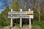 Waldbrandgefahrenstufe 4 in der Rostocker Heide