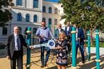 Sanierte Grundschule in Warnemünde übergeben