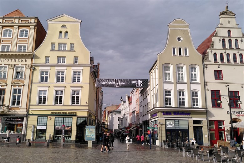 Rostock wird Smile City