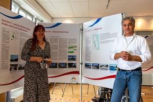Strukturkonzept Warnemünde - Ausstellung als Auftakt zur Bürgerbeteiliung mit Anja Epper und Wolfgang Oehler