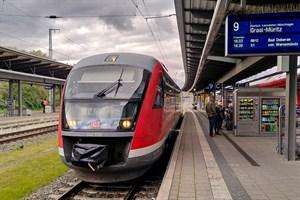 Einschränkungen im Bahnverkehr durch Bauarbeiten am Hauptbahnhof