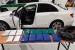 15 Kilogramm Kokain im Seehafen Rostock gefunden