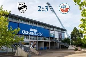 Hansa Rostock besiegt Verl mit 3:2 (Symbolfoto: Archiv)