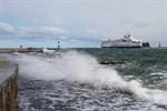 Sturmflutwarnung für die Ostsee