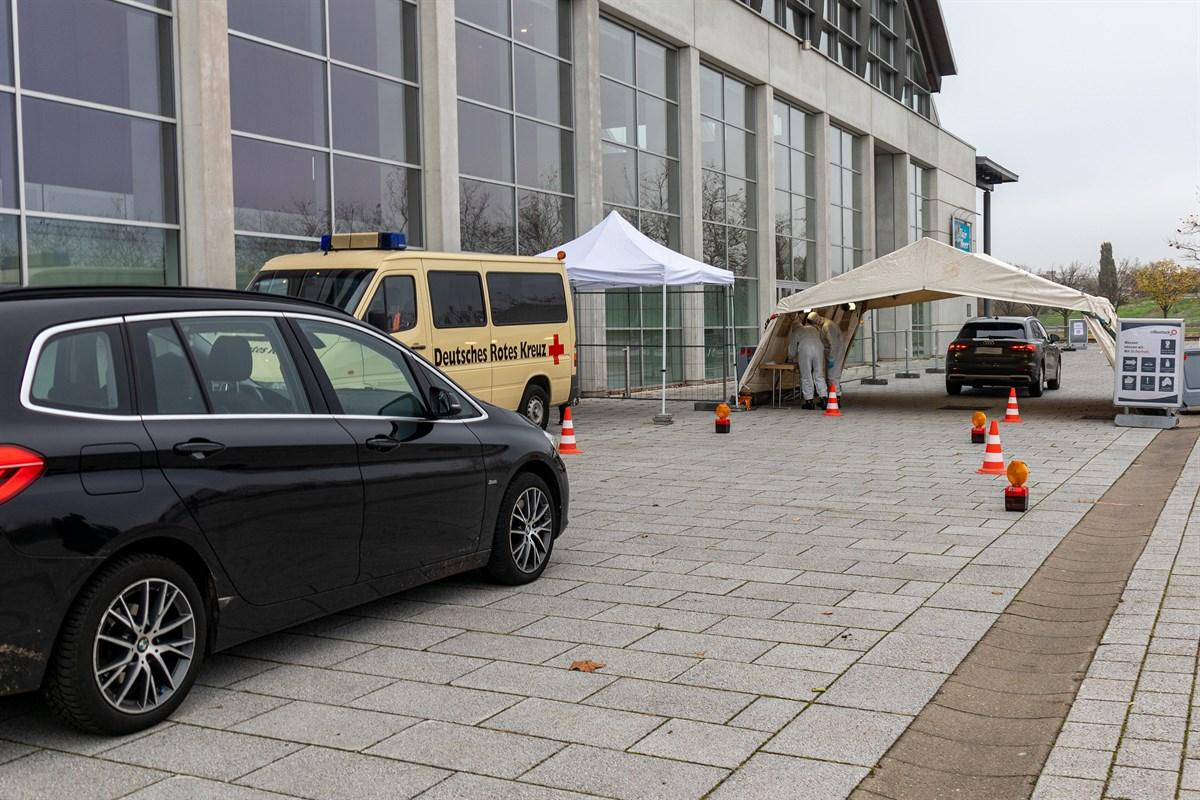 Corona Testzentrum Rostock
