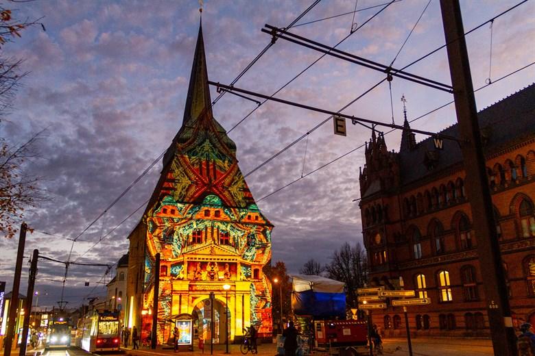 Lichtwoche Rostock