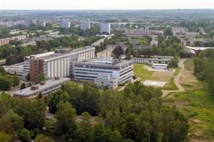 Corona: Besucher-Stopp am Klinikum Südstadt (Foto: Archiv)