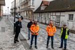 Sanierte Georginenstraße in Warnemünde übergeben