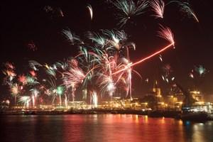 Ohne Silvester-Feuerwerk und Party findet der Jahreswechsel 2020 Corona-bedingt statt (Foto: Archiv)