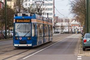 """Beim ÖPNV belegt Rostock im ADAC-Monitor """"Mobil in der Stadt"""" den Spitzenplatz, insgesamt Rang zwei (Foto: Archiv)"""