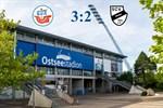 Hansa Rostock besiegt Verl mit 3:2