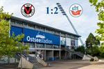 Hansa Rostock besiegt Viktoria Köln mit 2:1