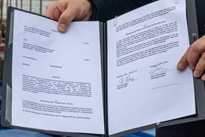 Vertrag für Archäologisches Landesmuseum in Rostock unterzeichnet
